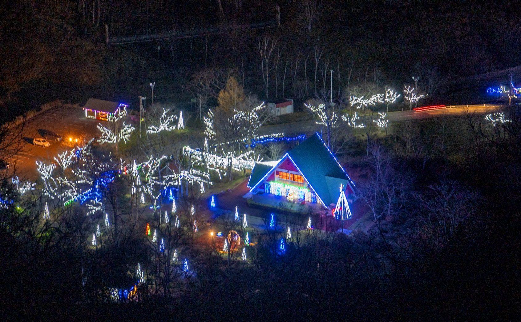 ノルウェーも認めた「ひろおサンタランド」で一年中クリスマス気分!